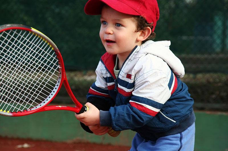 Zwergerl Tennis