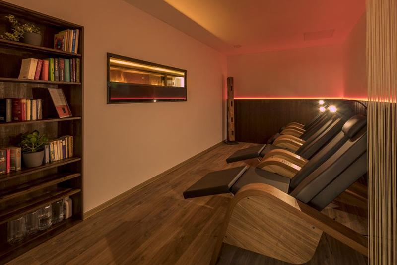 Infrarot Ruhe-Lounge