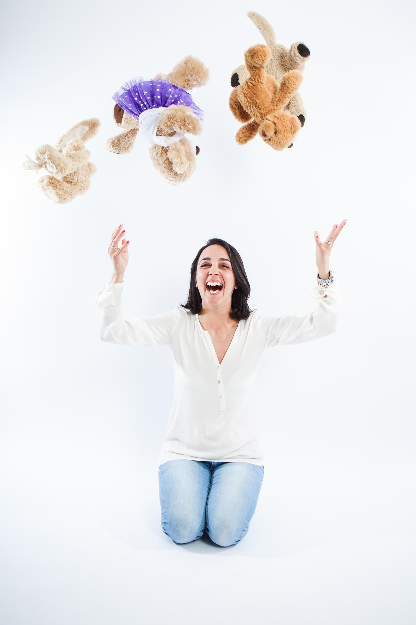 Zahra Siegler, Bereichsleiterin Kinderbetreuung