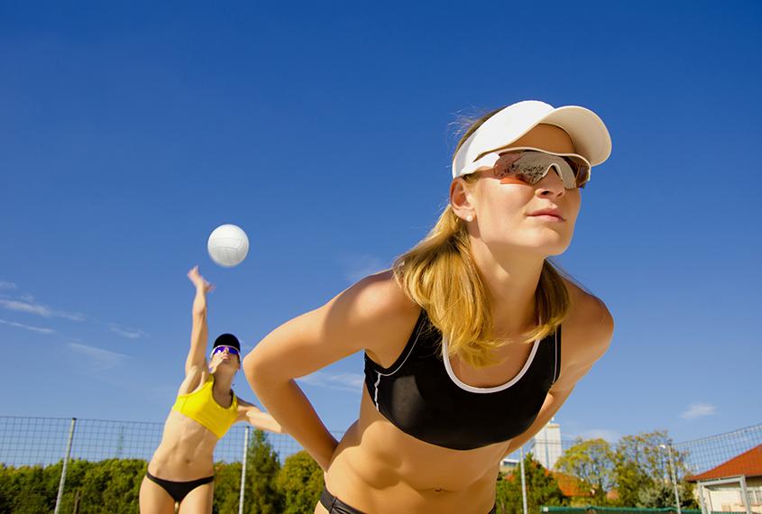 Beachvolleyball Turnier