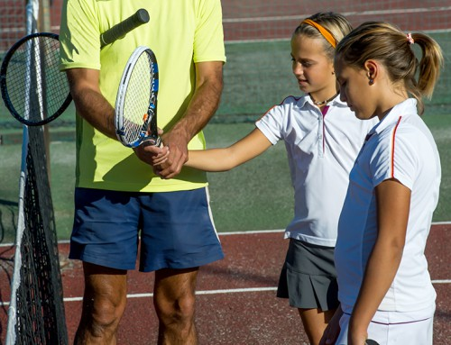 Tenniskurs Winterferien