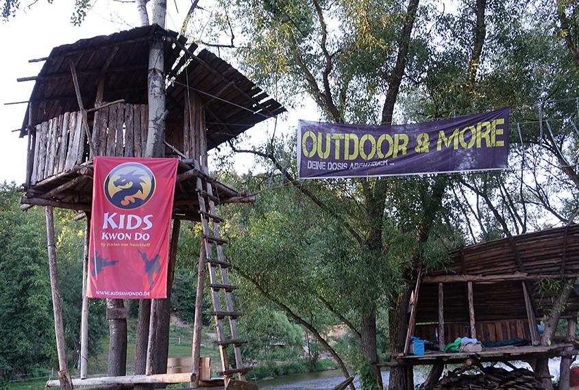 KidsKwonDo Abenteuercamp