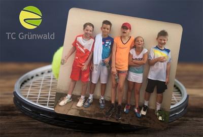 TC Gruenwald Bild mit Foto_U12_Juli2016_News.indd