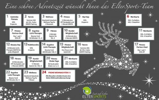 News Adventskalender 2016 ElterSports