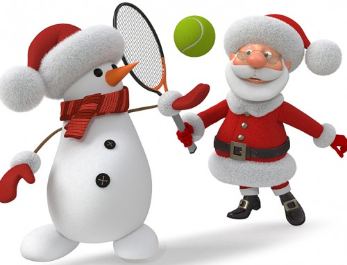Tennis Nikolaus Turnier 08. & 14. Dezember