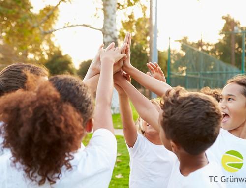 Tenniscamp Pfingstferien für alle Kids von 6 – 18 Jahre