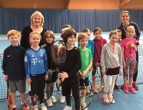 Tennis Club Grünwald: Übung macht den Meister