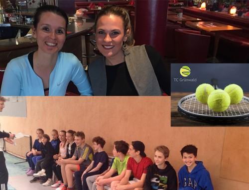 Tennis Club Grünwald: Auf Hochtouren