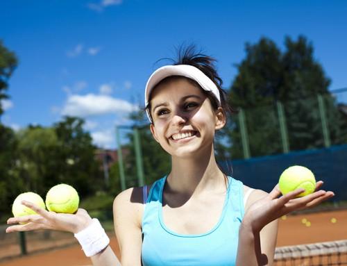 Grünwald spielt Tennis 2018