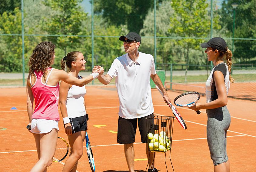 Tennis Gruppenstunden