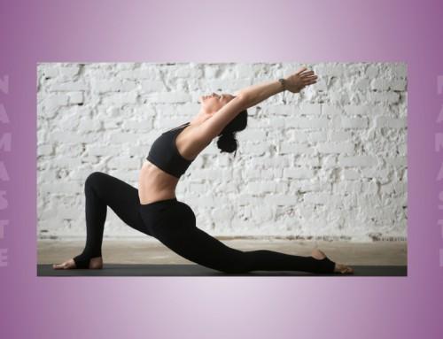 Yin Yoga Special Mai 2017