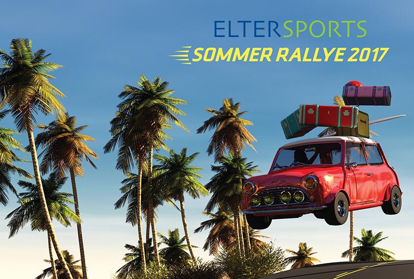 Auf geht's zur ElterSports Sommer Rallye 2017