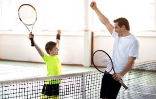 ElterSports Tennis Eltern-Kind-Turnier 2018