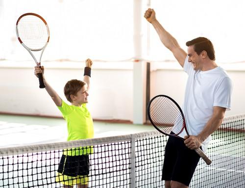 Tennis Eltern-Kind-Turnier