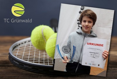 TC Gruenwald Max Pade 2018