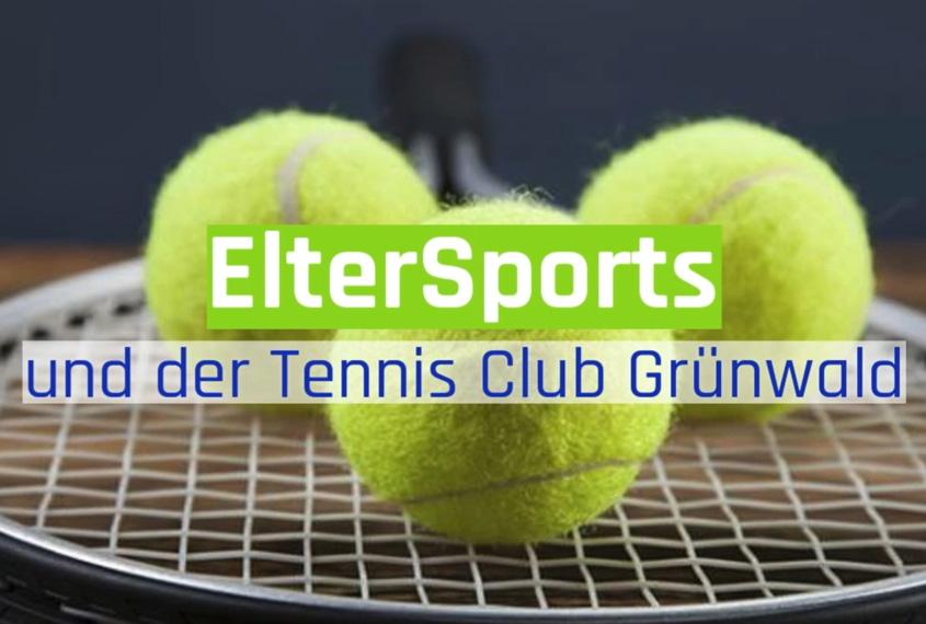 ElterSports und der TC Grünwald