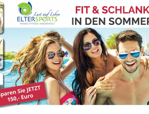 FIT & SCHLANK IN DEN SOMMER