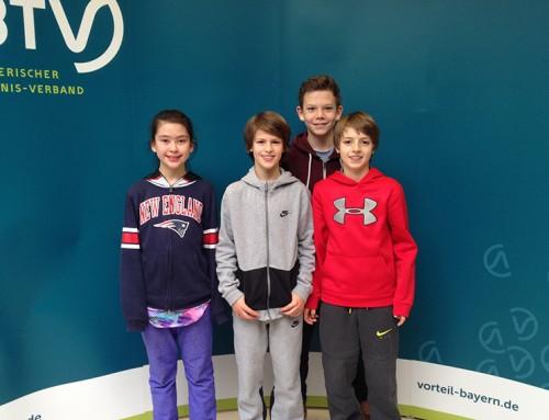 Tennis Club Grünwald e.V. – Höhepunkte der Wintersaison