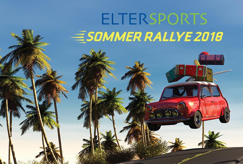 Auf geht's zur ElterSports Sommer Rallye 2018