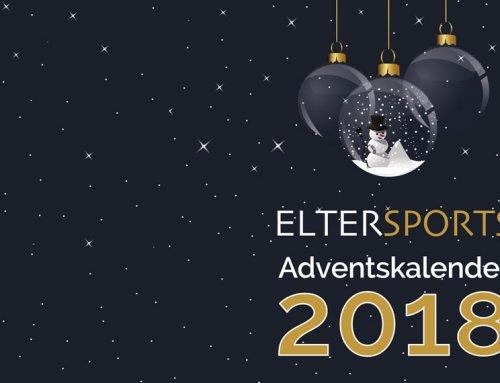 Freude & Gesundheit schenken mit dem ElterSports Adventskalender