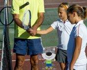 ElterSports Grünwald Tenniskurs Pfingstferien