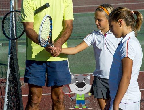 Tenniskurs Osterferien