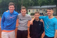 Tennis Club Grünwald e.V. Aufsteiger U18