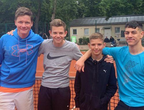 TC Grünwald – Aufsteiger mit  internationaler Erfahrung