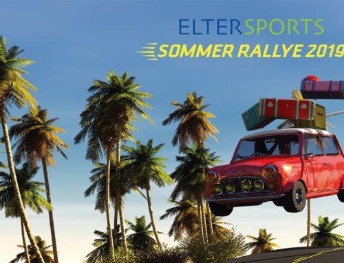 Auf geht's zur ElterSports Sommer Rallye 2019