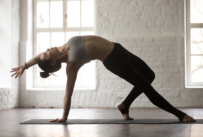ElterSports Vinyasa Yoga mit Julia Hecht Winter 2019/2020