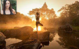 Yoga Basic Workshop Teil 2 bei ElterSports Grünwald mit Gabriela Laghezza