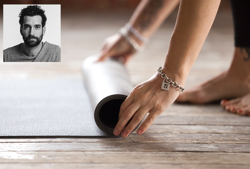 ElterSports Ashtanga Yoga mit Michael Anderson