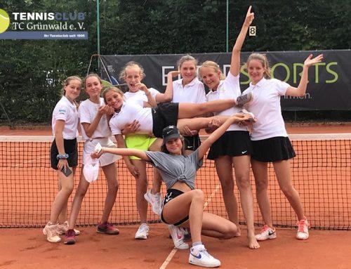 Grünwalder Tennistalent begeistert in Finnland