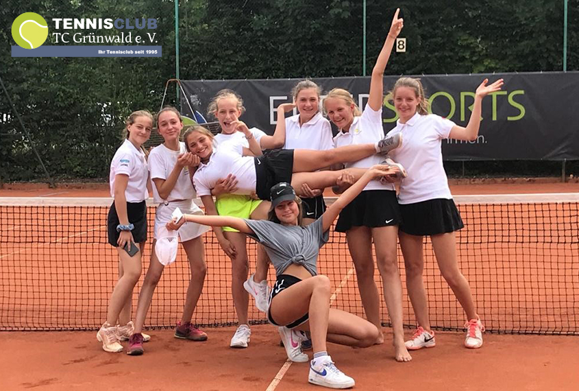 TC Grünwald Grünwalder Tennistalent begeistert in Finnland