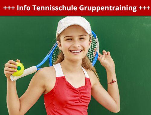 Tennis-Kurse finden ab 11. Mai statt