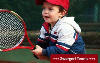 Zwergerl-Tennis Neustart nach Corona