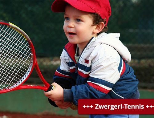 Zwergerl-Tennis