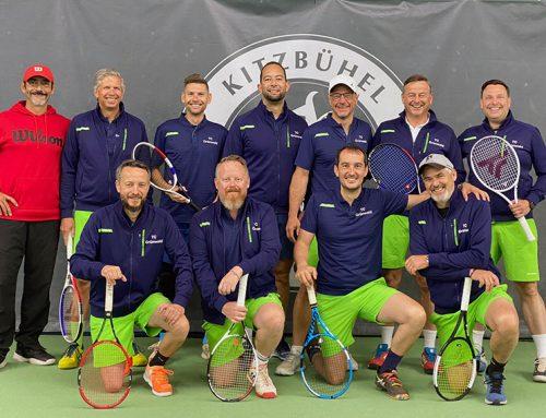 Tennis-Herren-Mannschaft-30 des Tennis Grünwald e.V. startet erfolgreich in die Punktspielrunde 2020