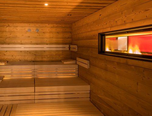 Sauna Wiedereröffnung