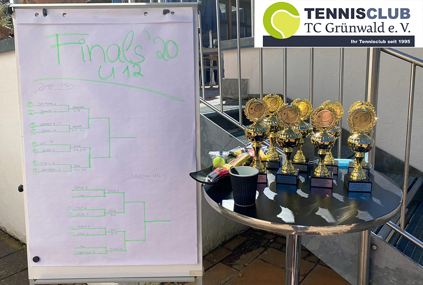 TC Grünwald Tennisfinale U12
