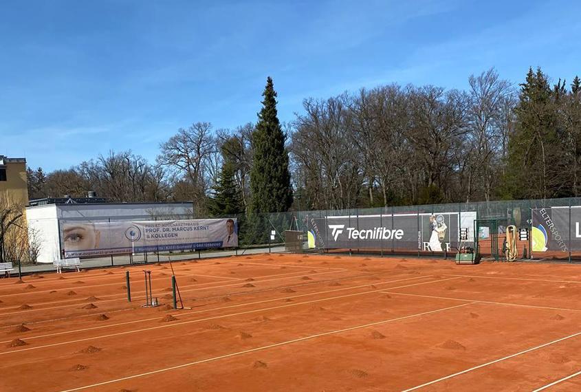 ElterSports Tennis Freiplätze Öffnung