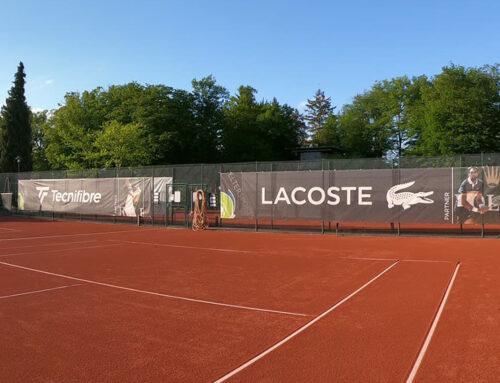 Tennis Freiplatzsaison