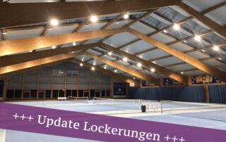 ElterSports Tennis Corona Covid Weitere Lockerungen