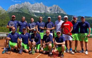 TC Grünwald Mannschaft Herren