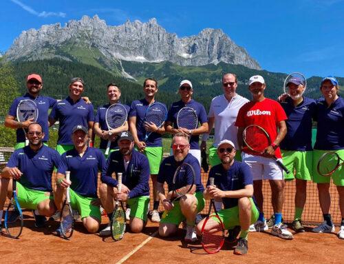 TC Grünwald Herren starten erfolgreich in die Saison 2021