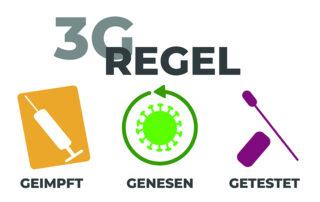3G Regel Corona Pandemie ElterSports Grünwald August 2021