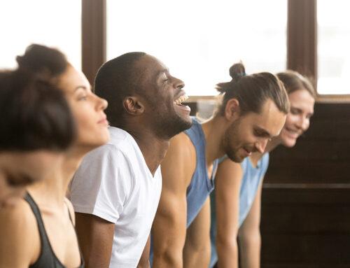 Detox-Yoga Übungsreihe