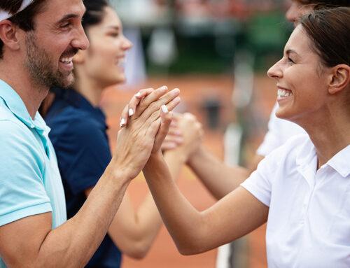 HAPPY WEEKEND Tennis Saison-Special